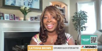 LaTosha Brown Urges Direct Action To Protect Voting Rights