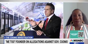 #MeToo Founder Cuts Cuomo Down To Size