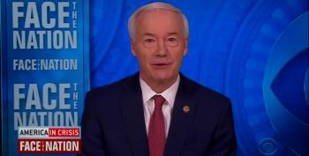 Arkansas Governor Admits: 'It Was An Error' To Ban Mask Mandates