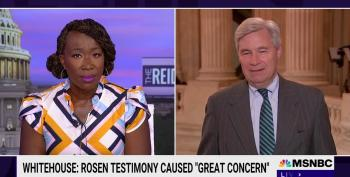 Senator Has 'Grave Concern' Over Trump Plot To Overturn Election
