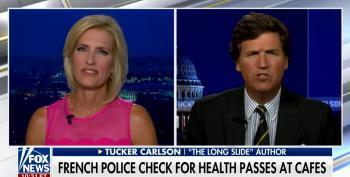 Tucker Carlson: Vax Mandates Will Lead To Sterilizations
