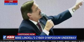 Mike Lindell Vows To Stay On The Air For 72 Hours Without Eating
