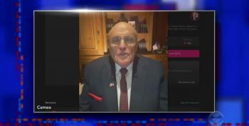 Rudy Giuliani Admits To Lying On Fox News About 2016 Election