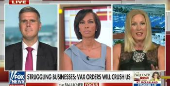 Dem Strategist Reminds Fox Host That ICUs Are Overflowing In Florida And Texas