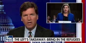 Tucker Carlson: 'So, First We Invade, And Then We're Invaded'