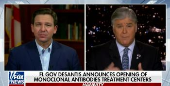 Hannity Lies, Says Vaccines Aren't Protecting 'Many People'