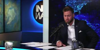 InfoWars Host Owen Shroyer Charged In Capitol Riot