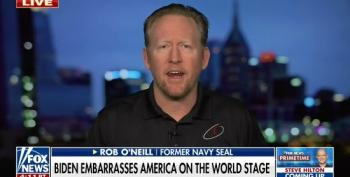 Fox Guest Suggests Just Mowing Down Civilians To Get Americans Out Of Afghanistan