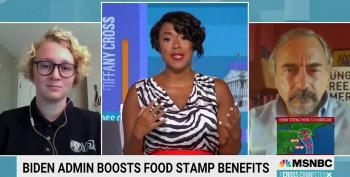 Hunger Expert: Biden SNAP Increase 'A Life Preserver For Hungry Americans'