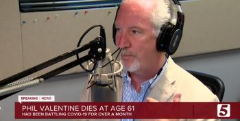 Conservative Radio Host Phil Valentine Dies From COVID