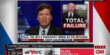 Jim Acosta Rips Fox's 'Ayatollah Of Paranoia'  Tucker Carlson For Demonizing Afghan Refugees