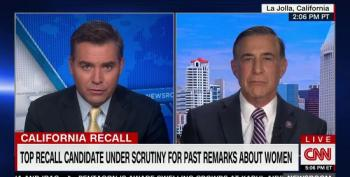 Darryl Issa Says Sexism Is Okay If You're A Republican