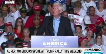 Even Trump Can't Control The Rabid Mob Of MAGA Republicans