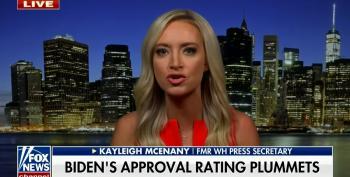 Kayleigh McEnany Tells A Whopper