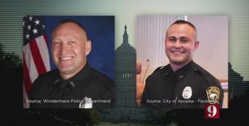 Former Cop Rails Against His Arrest For Capitol Riot