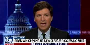 Tucker Carlson Warns Afghan Refugees Will Try To 'Enact Sharia Law'