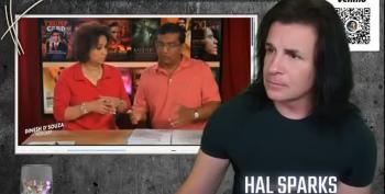 Hal Sparks Can't Decide Who Is More Racist: Dinesh Or Debbie