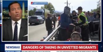 Steve Cortes Attacks Afghan Refugees