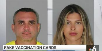 Fake A Vaccination Card?  Go To Jail