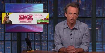 Seth Meyers Proves It's Fox News Pushing Ivermectin
