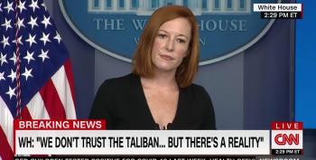 Psaki Dog-Walks Reporter Fixating On Major Biden Story