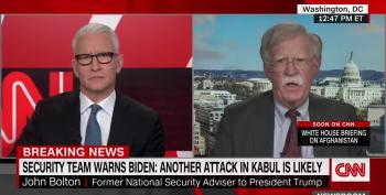 Former Trump Advisor: Trump Delegitimized The Afghan Government