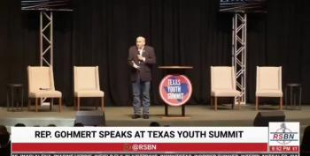 Louie Gohmert Promotes Ivermectin To The Teenagers In Texas