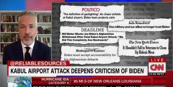 Boehlert: Press Was Married To Doomsday Scenario