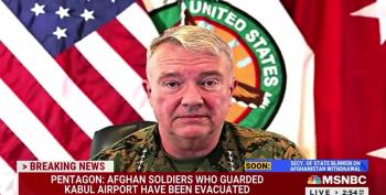 The War In Afghanistan Is Over