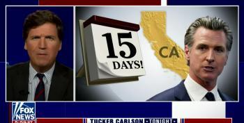 No, Tucker, 'Noncitizens' Can't Vote In California Recall