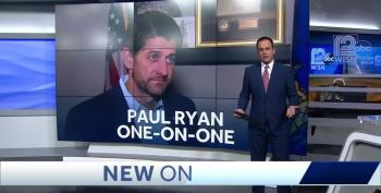 Paul Ryan Breaks It To Wisconsin Republicans:  Trump Lost