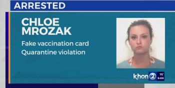 Illinois Woman Busted With Fake Vaccine Card To Travel To Hawaii