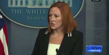 Psaki Crushes EWTN Reporter For Insulting Biden's Catholic Faith