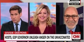 Smerconish Wants Biden To Stop Coddling Non-Vaxxed