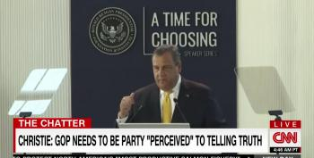 CNN Anchors Ridicule Chris Christie's Timid Attack On Trump