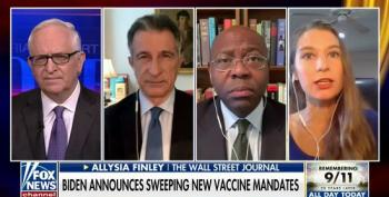 WSJ 'Reporter': No Practical Public Health Reason For Vaccine Mandates