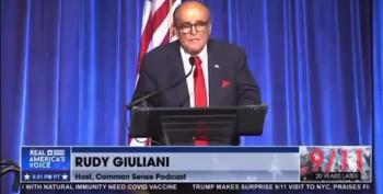 On 9/11 Rudy Promises He No Way No How Has Sex With Underage Girls