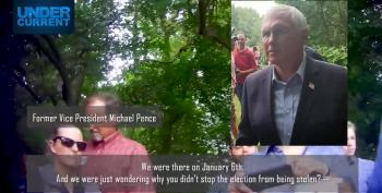 Mike Pence 'Loves The Heart' Of January 6 Seditionists