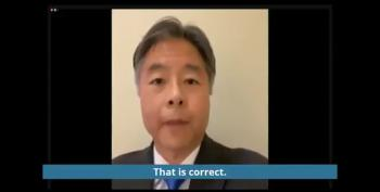 Rep. Ted Lieu: 'Donald Trump Surrendered To The Taliban'