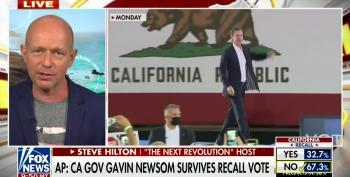 Steve Hilton Rants Nonsense: 'Republican Revolution' In CA