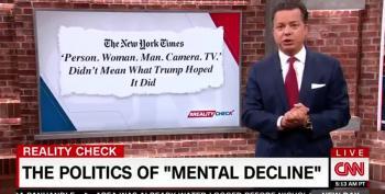 John Avlon: Fox News Projection On 'Cognitive Decline'