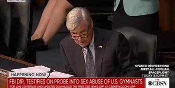 Senator Questions If FBI Really Investigated Kavanaugh