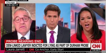 Jeffrey Toobin On Durham Indictment: 'Can I Say How Weird This Is?'