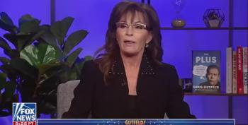Sarah Palin And Science Don't Go Together