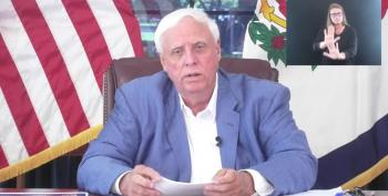 West Virginia Gov. Justice: Get Vaccinated Or 'Pound The Body Bags Up'