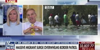 Jim Jordan Hates Migrants