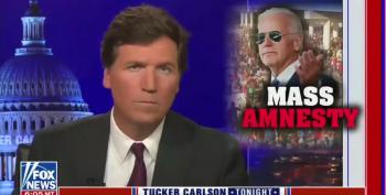 Tucker Goes Off On Another White Supremacist Rant