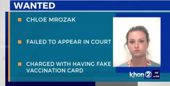 Illinois Woman With Fake 'Maderna' Vaccine Card Now Has A Warrant Out After Missing Court Date