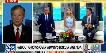 Texas GOP Rep Recites Great Replacement Theory To Fox
