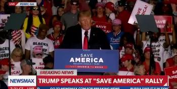 Trump Makes Absurd Claim About Arizona